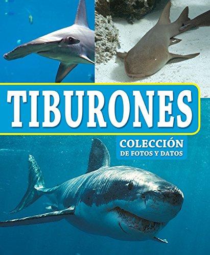 Tiburones (Colección De Fotos Y Datos)