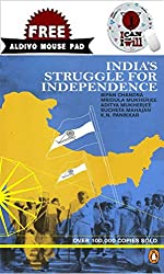 India's Struggle for Independence: 1857-1947 by Bipan Chandra ( Get Free ALDIVO Mouse pad Worth Rs. 199 )