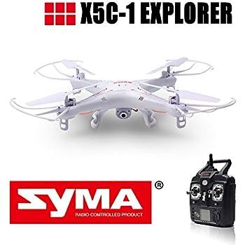 Syma X5C Nouvelle Version x5C - 1 2.4GHz 4 Canaux 6 - Axis Gyro RC Quadcopter