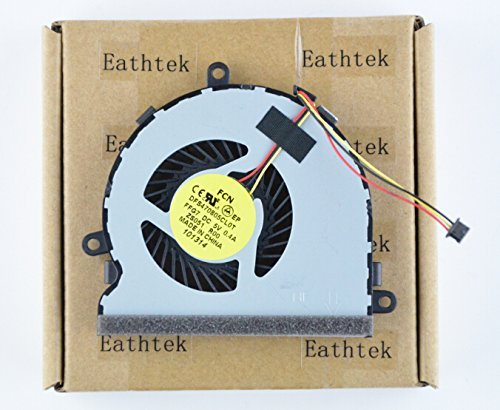 Eathtek New Laptop CPU Cooling Fan for Dell Inspiron 15R 17 17R 3521 3721 5521 5535 5721 74X7K 074X7K DFS470805CL0T Not fit for N5010 N5110 N7010 N7110 Series  available at amazon for Rs.1863