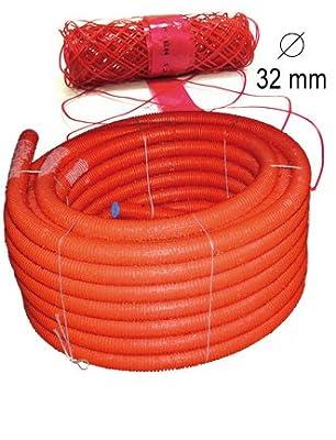 Easy Connect - Kabel-Schutzrohr für Erdeinbau 25 Meter von EasyConnect bei Lampenhans.de