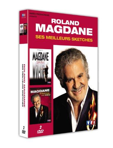 Roland Magdane - Coffret - Ses meilleurs sketches - Magdane Show + Attention c'est Show