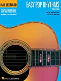 Die besten Hal Leonard Corp. Hal Leonard Corp. Hal Leonard Hal Leonard Hal Leonard Hal Leonard Guitar Instruction Books - Easy Pop Rhythms (Hal Leonard Guitar Method (Songbooks)) Bewertungen