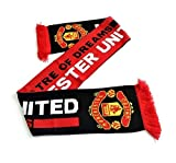 FC Manchester United Fan Theater of Dreams Schal/Scarf Red Devils
