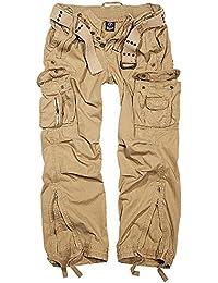 Brandit Royal Vintage Trousers Freizeithose beige