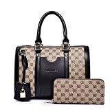 GoodPro Women Handbags Fashion Handbags for Women PU Review and Comparison