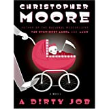 A Dirty Job (Wheeler Hardcover) by Christopher Moore (2006-08-23)