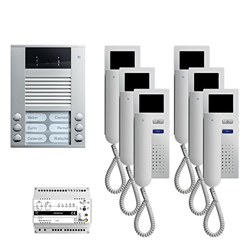 TCS pve1560 – 0010 Video Prepack 6 Keys Ave ivh3222 AP,