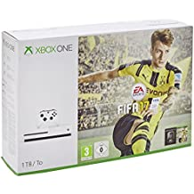 Xbox One S FIFA 17 Console Bundle (1TB)
