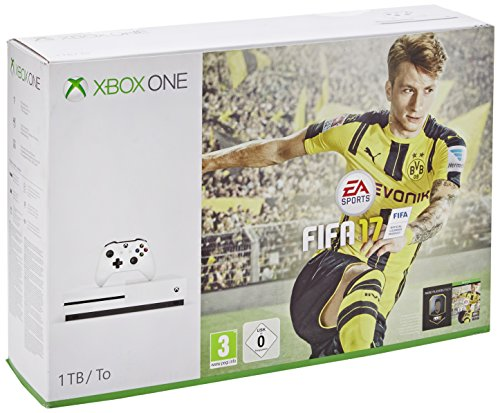 Compare Xbox One S FIFA 17 Console Bundle (1TB) prices