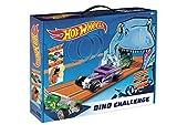 Hot Wheels Dino Challenge Circuito Slot Fábrica de Juguetes 91008