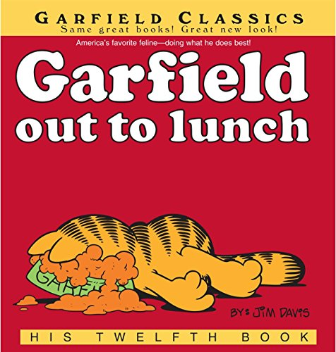 Garfield Out to Lunch: His 12th Book (Garfield Series)