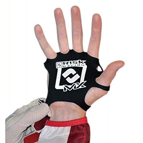 Palm Protectors Saver Paar Handflächenschützer Größe L/XL Risk Racing (Palm Protector)