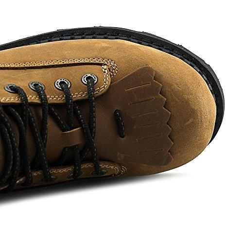Stahl Georgia Brown Zehe Leder Eh Arbeitsstiefel Logger Comfort Boot Core rqwxUqXg1