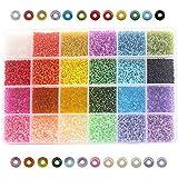 WOWOSS 200 pcs Hilo Plastico 20 Colores con Clips a Presi/ón y Llaveros WOWOSS Hilo Scoubidou 1,8 mm para Hacer Collar Pulseras Manualidades