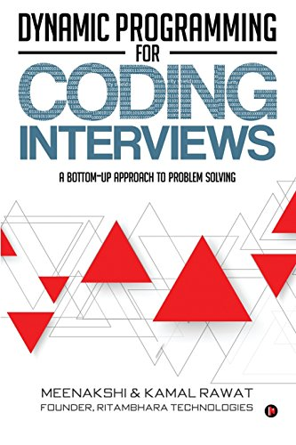 PDF] Download Dynamic Programming for Coding Interviews: A