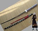 Z&S nodaichi Trafalgar Law 142cm Große Farben Original Katana Law Schwert One Piece Zoro Luffy
