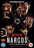 Narcos Season 1 & 2 [Edizione: Regno Unito]