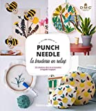 Punch needle ou broderies magiques