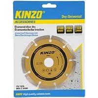 Kinzo 71758 Disque diamant Ø 125 mm