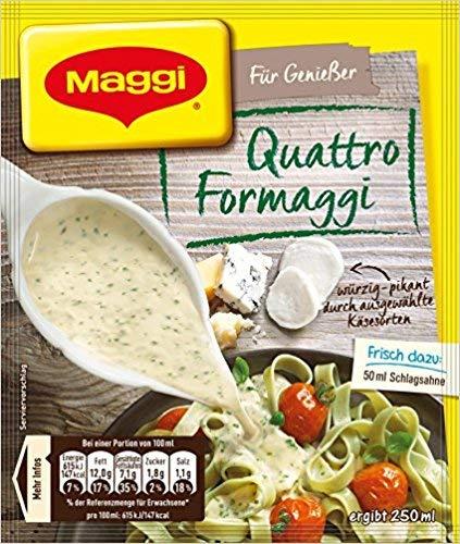 MAGGI La Pasta Sauce Quattro Formaggi 48g