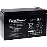 FirstPower Blei-Gel Akku FP1270 VDs, 12V, Lead-Acid