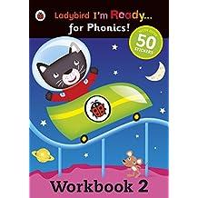 Workbook 2: Ladybird I'm Ready for Phonics (Im Ready for Phonics Level 02)