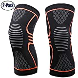Best Knee Brace For Basketballs - Knee Brace, 2 Pack Knee Compression Sleeves Support Review