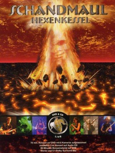 Preisvergleich Produktbild Hexenkessel (CD + DVD)