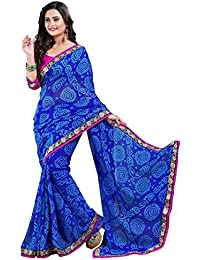 Saree (saree By Nirjas Designer Sarees For Women Party Wear Offer Designer Sarees For Women Latest Design Sarees...