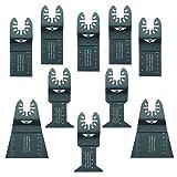 10x topstools faka10F mezcla de rápido ajuste cuchillas para Dewalt, Stanley, Negro y Decker,...