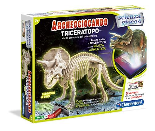 Clementoni 13979 - Juguetes y Kits de Ciencia para niños (Promocionales, Skeleton, 7 año(s), 59 mm, 304 mm, 245 mm)