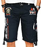 Geographical Norway -  Pantaloncini  - Uomo Blu Blue - Navy Blue