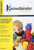 Grundlagen der Entwicklungspsychologie: Themenheft Kleinstkinder in Kita und Tagespflege