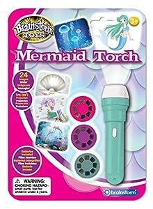 Brainstorm Toys E2057 - Linterna y proyector de Sirena
