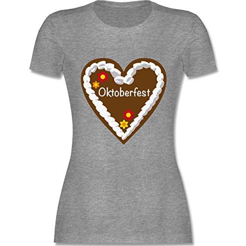 oktoberfest-damen-lebkuchenherz-oktoberfest-s-grau-meliert-l191-tailliertes-premium-t-shirt-mit-rund