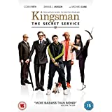 Kingsman: The Secret Service [DVD] [2015] by Colin Firth