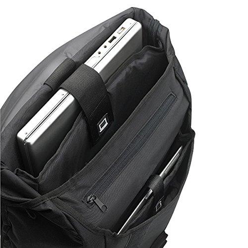 XD DESIGN Sac à Dos Loisir à Ordinateur Portable Noir