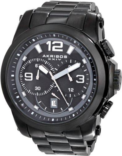 Akribos AK631BK - Reloj para hombres