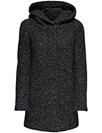 ONLY Damen Mantel Onlindie Noma Wool Coat Cc Otw