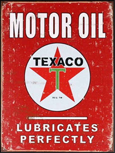 texaco-motoroil-retro-sign-vintage-man-cave-barpub-12mm-rigid-plastic-300mm-x-200mm