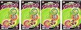 12 x Kreisel ideal als kleines Geschenk / Mitgebsel für Kindergeburtstag oder Motto Party - tolles Partyzubehör für Mädchen und Jungen (K01)