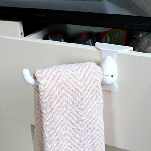 cremagliera di tovagliolo di carta/Dopo tovagliolo di cassetto cucina armadio porta/ straccio rack/Può180 cancellare i gradi