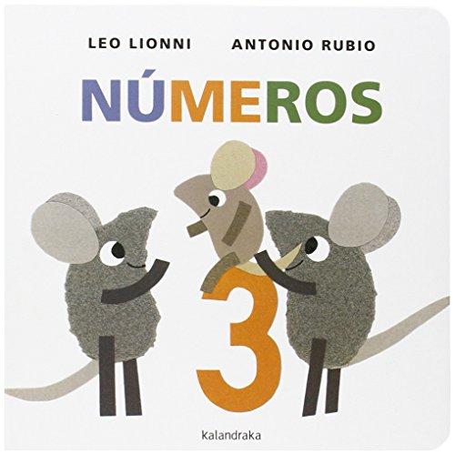 Números por Leo Lionni Antonio Rubio Herrero