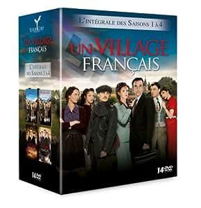 Un village français- Complete seasons 1-4 (DVD) ~ Philippe Triboit