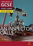 An Inspector Calls: York Notes for GCSE (9-1)