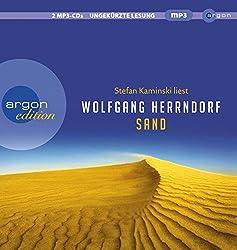 Hörbestseller Mp3-ausgabe: Sand