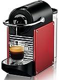 DeLonghi EN 125.R Nespresso Pixie Kapselmaschine (1260 Watt) rot