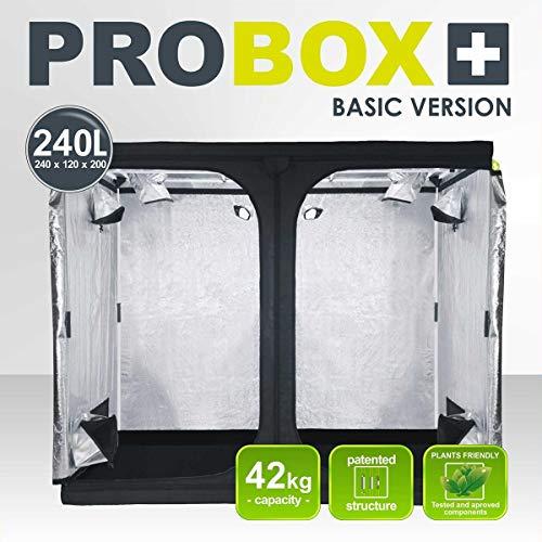 Tente de culture PROBOX Classic 240x120x200cm - Garden Highpro