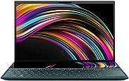 لاب توب زينبوك دوو UX481FL-BM021TS من اسس (ازرق) - انتل اي7-10510U 4.9 جيجا هرتز، رام 16 جيجا، وسيط تخزين ذو ح